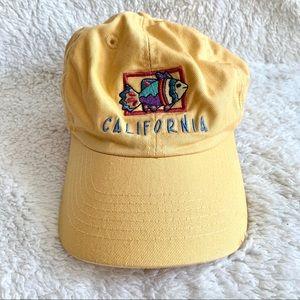 Vintage • California Baseball Hat